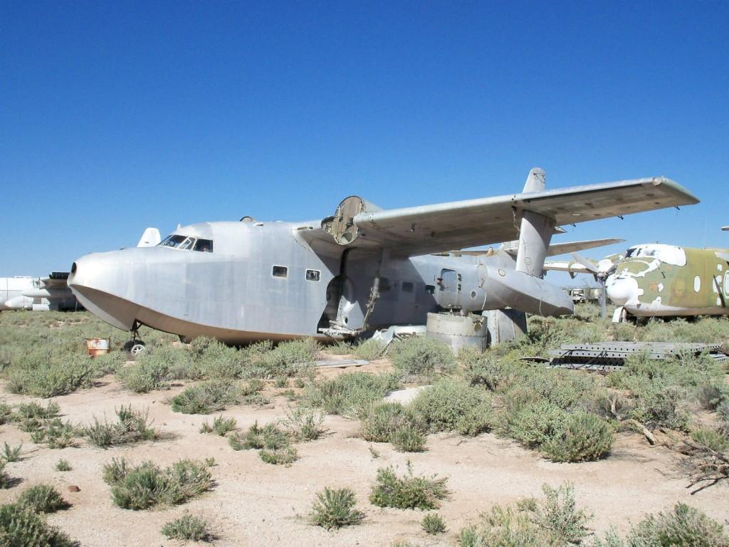 1955 Grumman Albatross HU16C