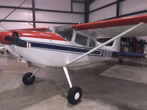 1956 Cessna 180 With only 10 Hours Since New for sale