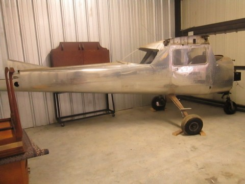 1966 Cessna 150F Project for sale