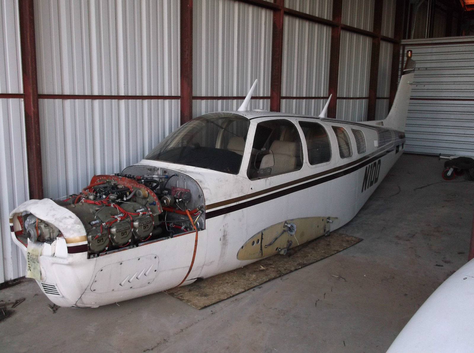 1969 Beech A 36 Bonanza