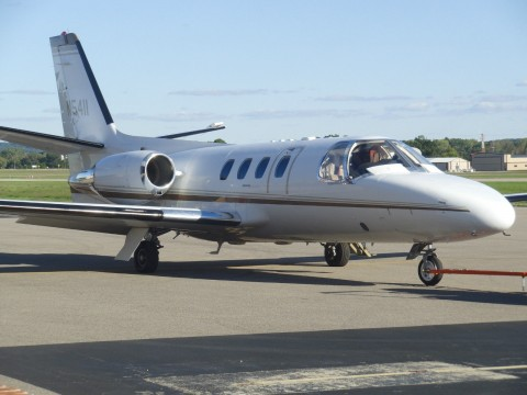 1981 Cessna Citation 501SP for sale