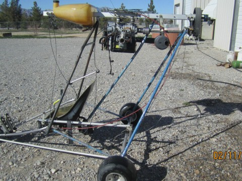 Quicksilver Ultralight for sale