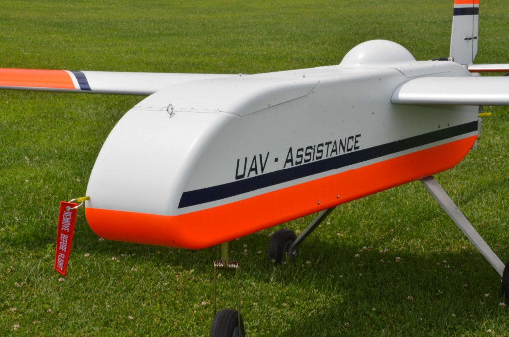 Unmanned Aerial Vehicle Isolated On White Stock Image ...  Unmanned Aircraft Vehicle