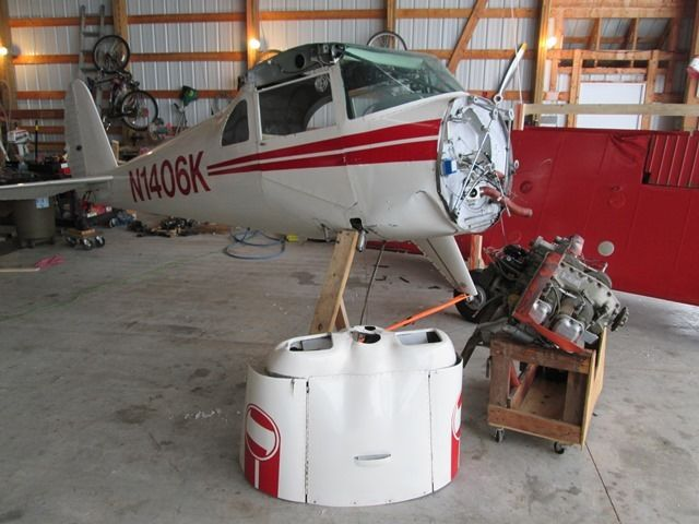 1946 Luscombe 8E Project for sale