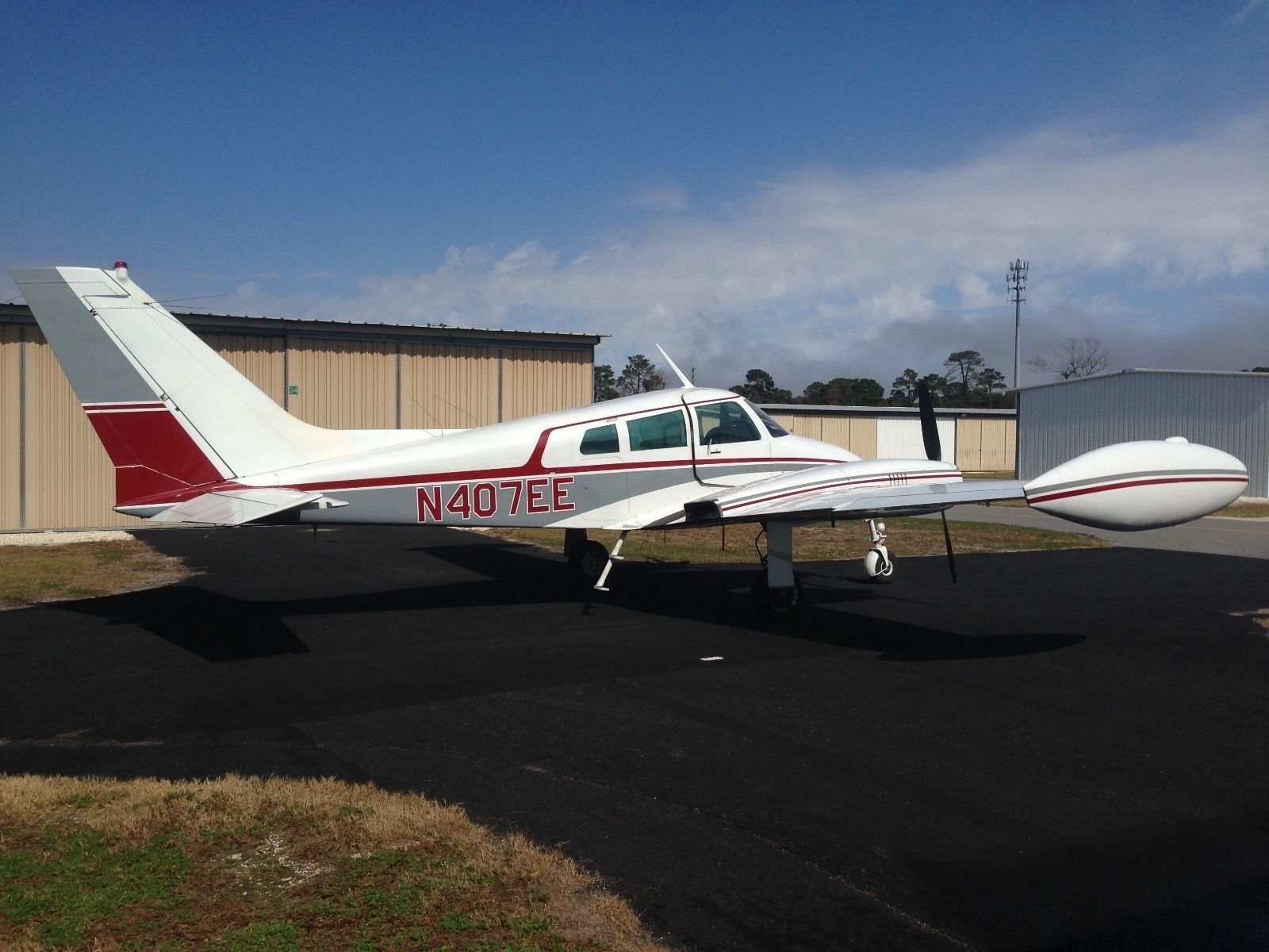 1961 Cessna 310 F for sale