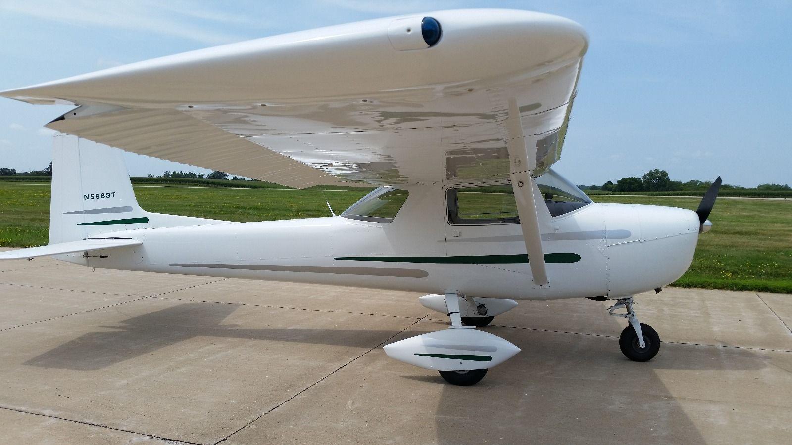 Cessna 150 Propeller Installation
