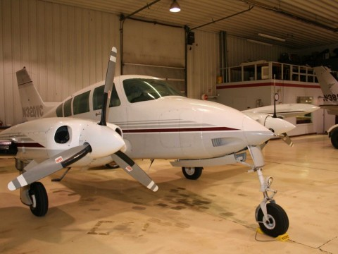 1967 Cessna Turbo Twin 320E for sale