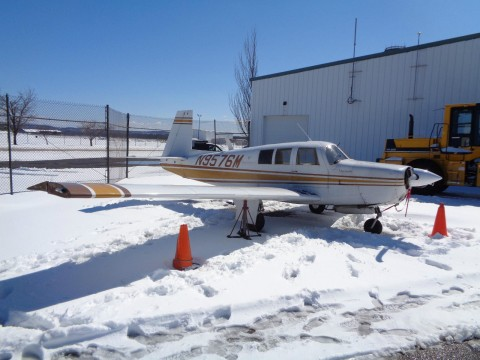 1967 Mooney M20F Executive for sale