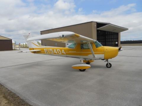1973 Cessna 150 L Commuter 2521 TT for sale