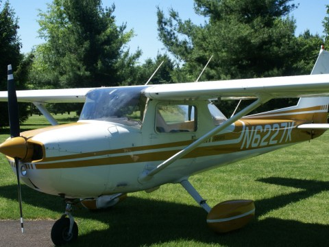 1976 Cessna 150 for sale