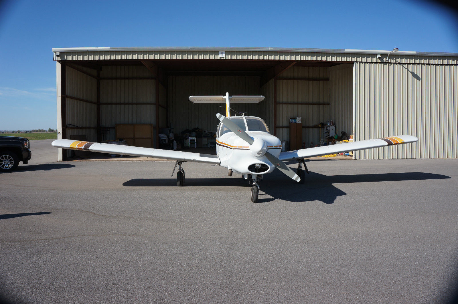 1978 Piper Lance II Turbo for sale