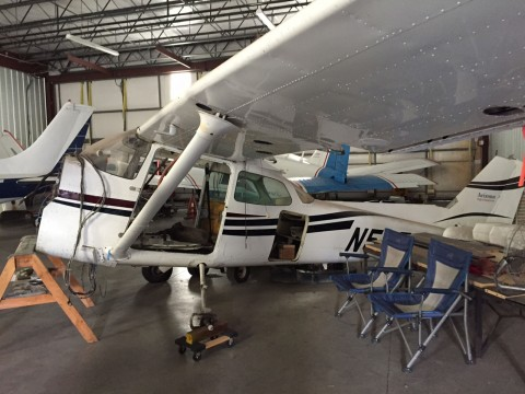 1981 Cessna 172P airframe for sale