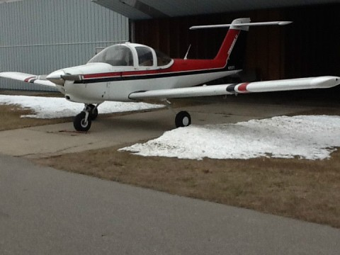 1981 Piper Tomahawk II for sale