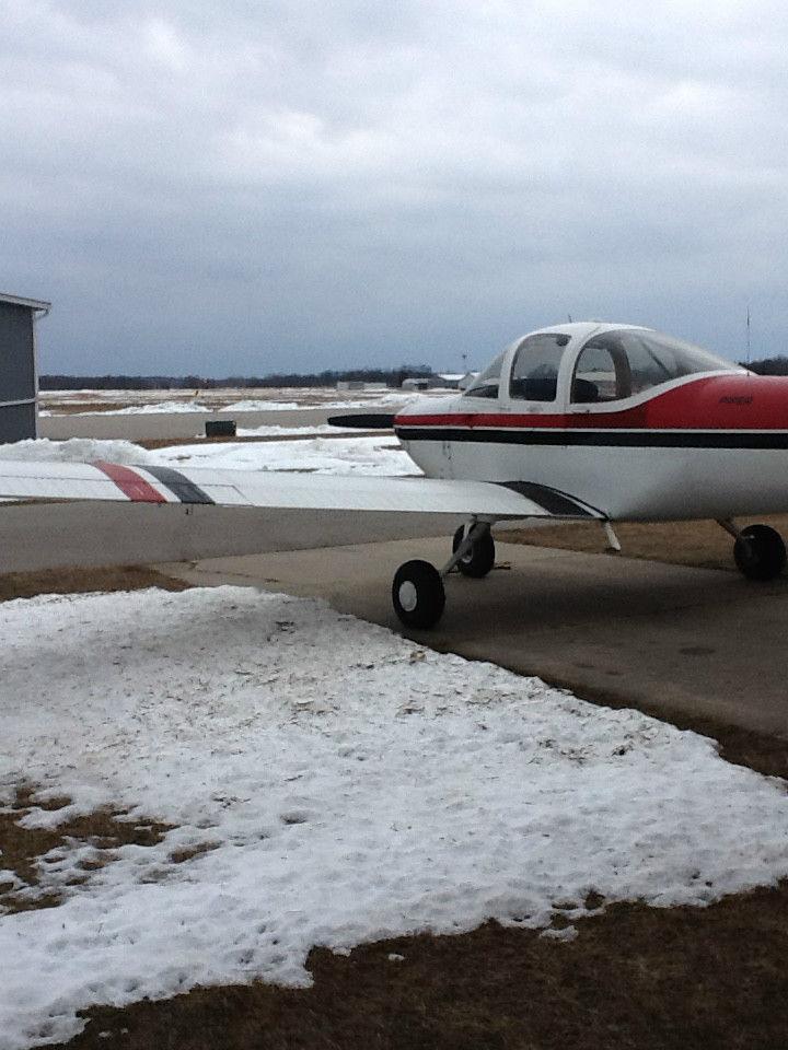 1981 Piper Tomahawk II