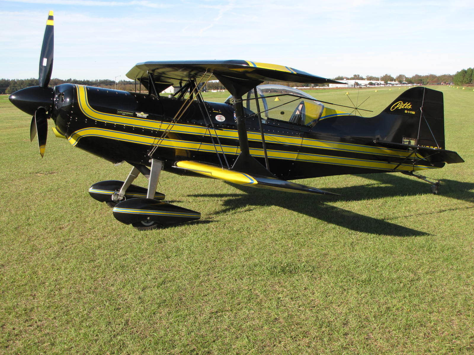 2002 Pitts S1-11B for sale