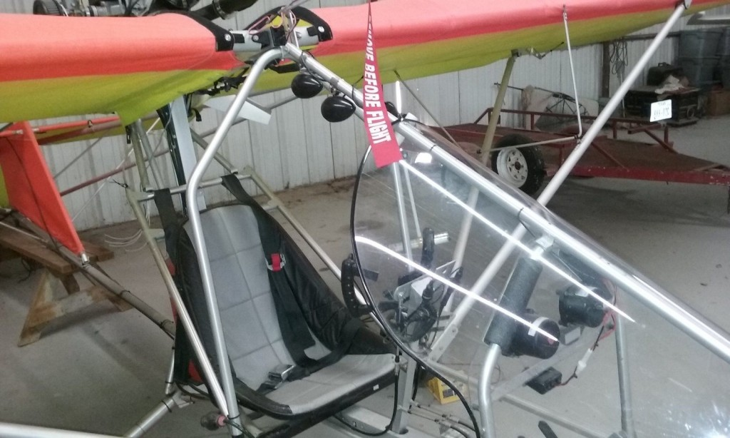 Push Pull Cables >> Aerolite 103 Ultralight airplane for sale