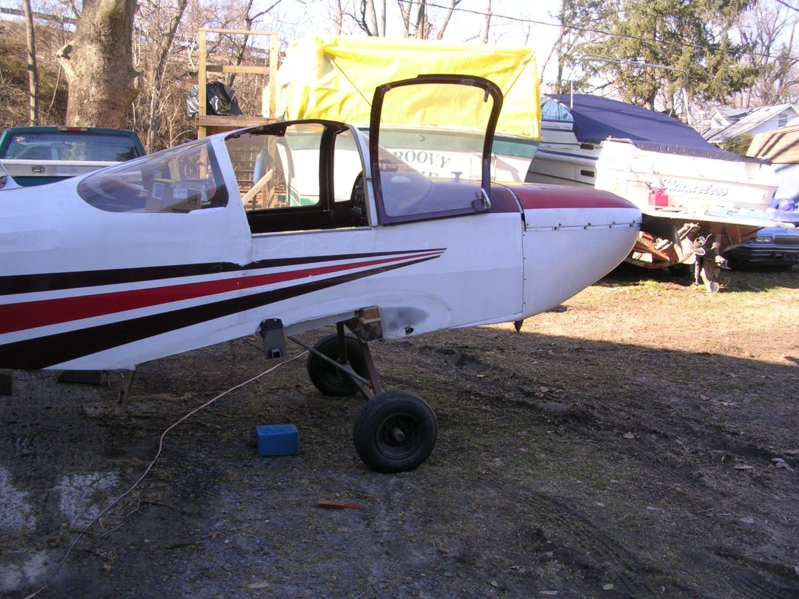 Emeraude single engine airplane for sale for Aircraft motors for sale