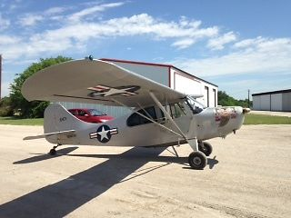 1956 aeronca champ 7ec single engine airplane for sale for Aircraft motors for sale