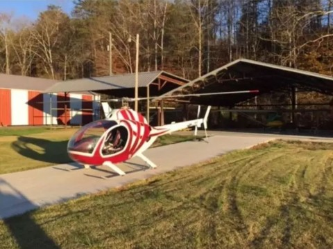 1987 152 Rotorway Exec Helicopter Aircraft for sale