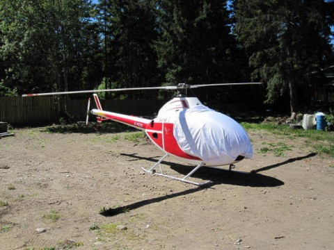 1988 Rotorway exec helicopter for sale