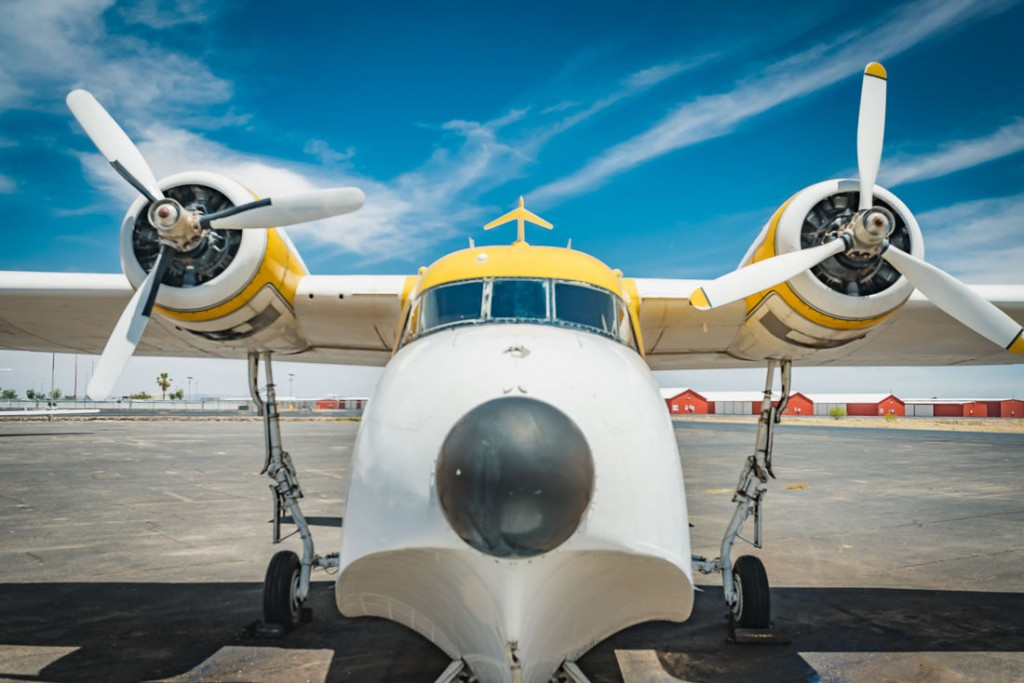 1951 Grumman Albatross HU 16B