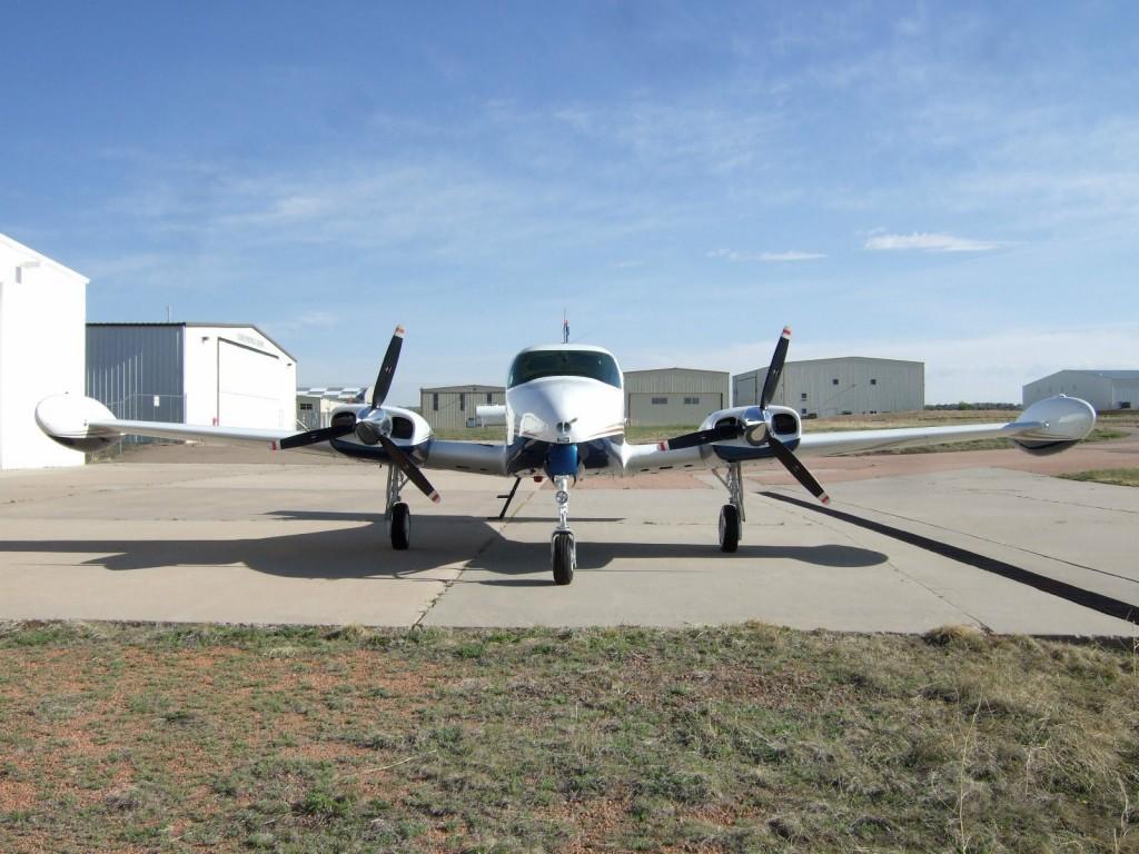 1960 Cessna 310 D