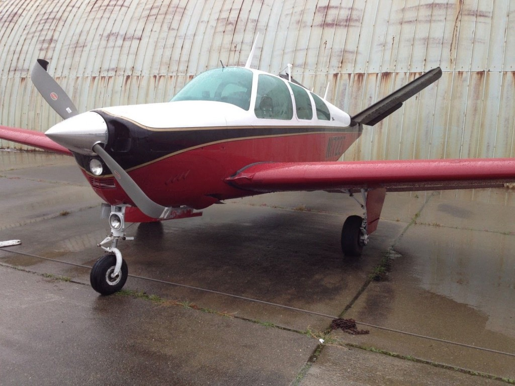 1963 P35 Beechcraft Bonanza For Sale