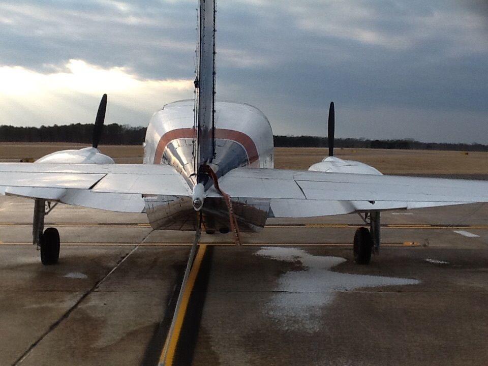 1965 Cessna 411 Aircraft