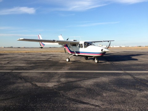 1967 Cessna Skymaster 337B for sale