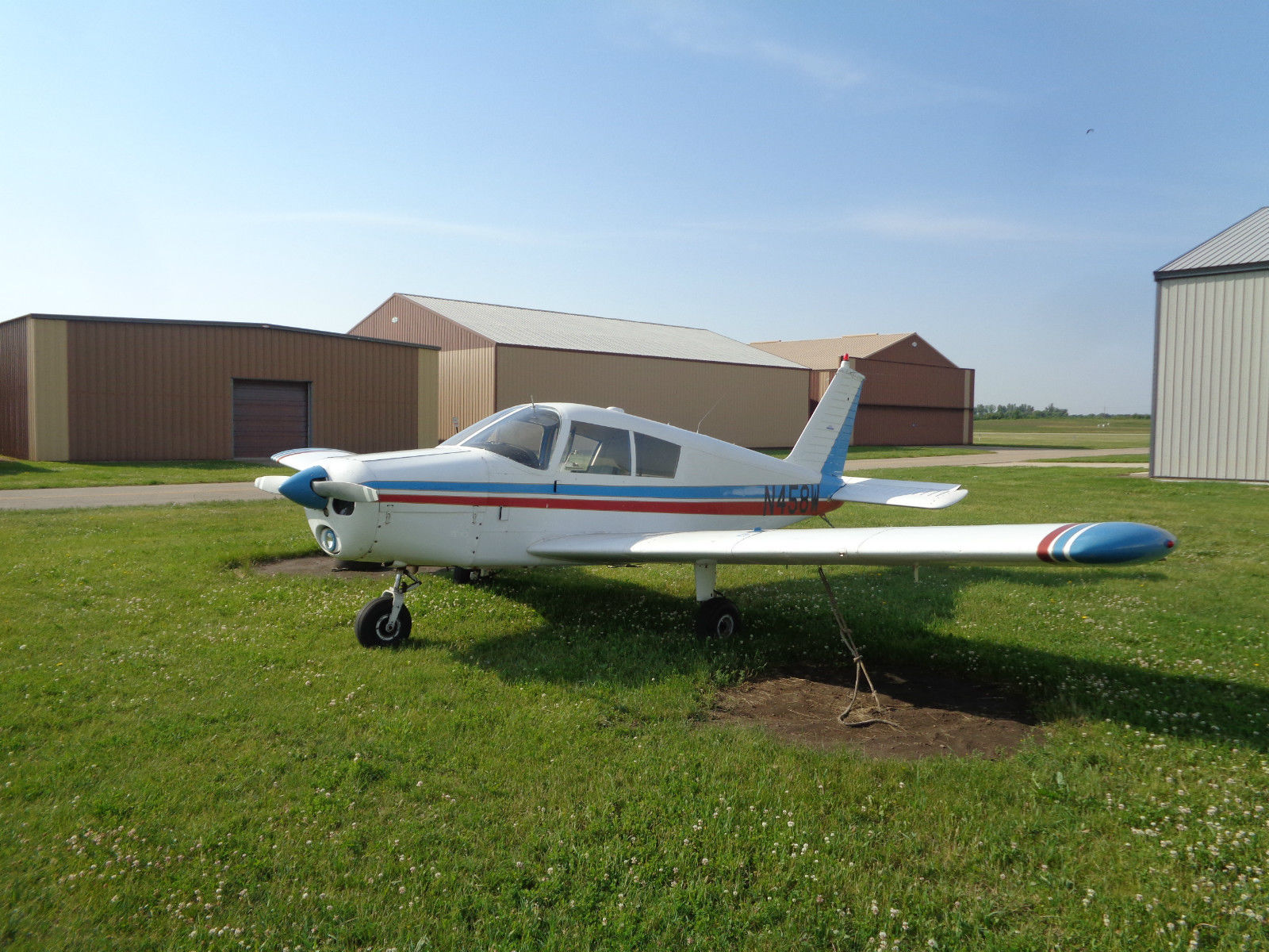 1968 Piper Cherokee 140 For Sale