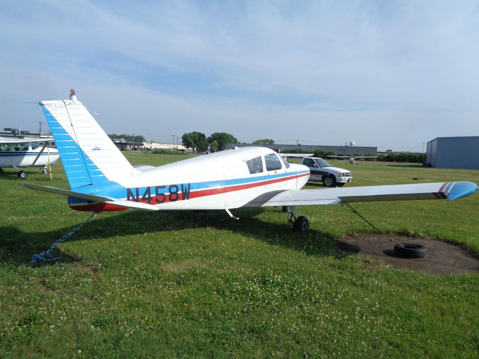 1968 Piper Cherokee 140