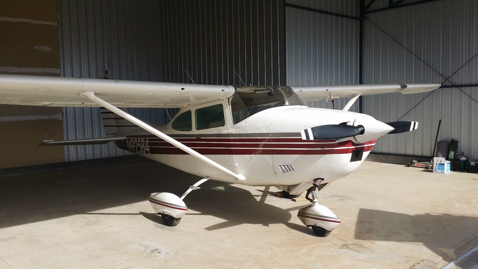 1970 Cessna 182n for sale