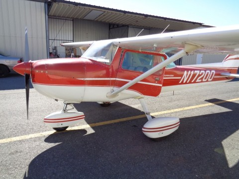 1972 Cessna 150 L for sale