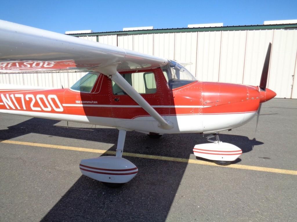 1972 Cessna 150 L
