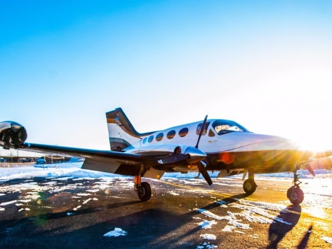 1972 Cessna 414 Aircraft for sale