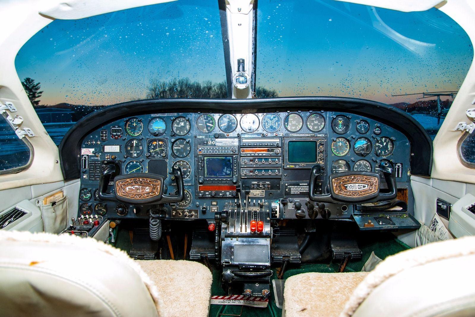 1972 Cessna 414 Aircraft