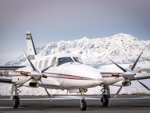 1977 Piper Cheyenne II for sale