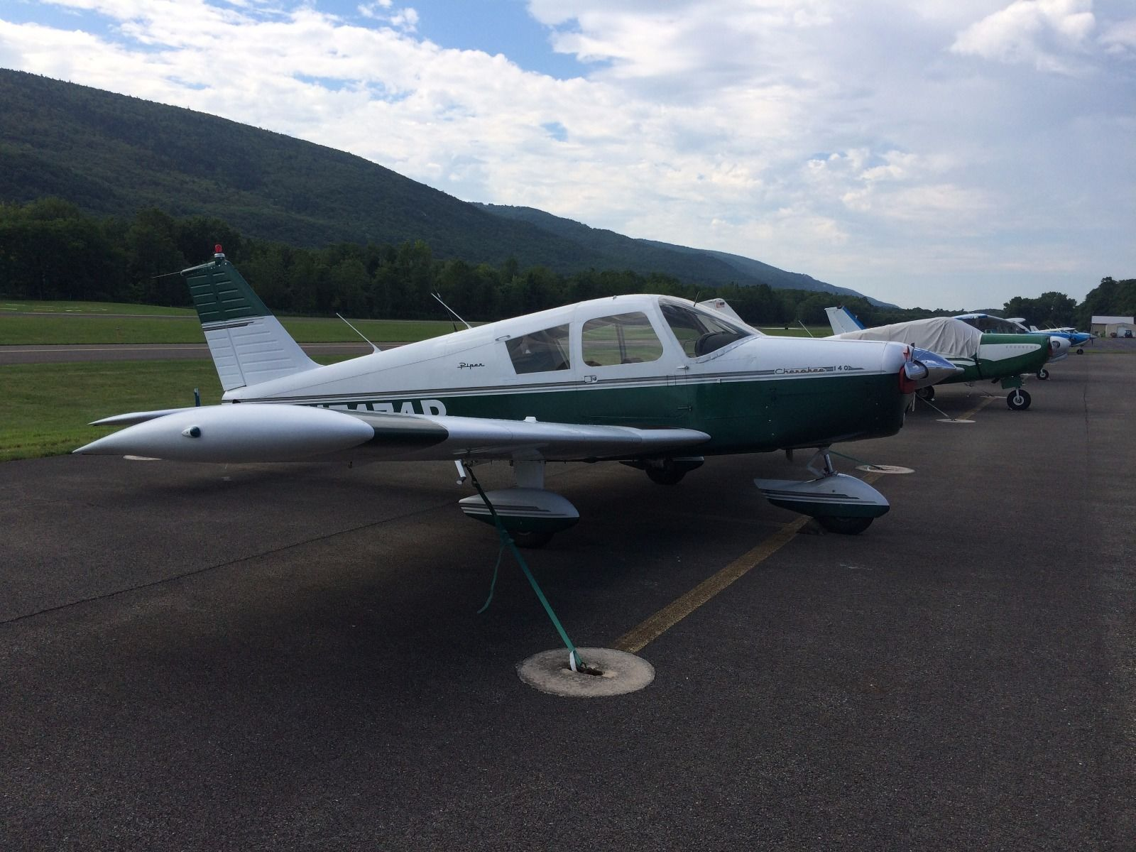 1966 Piper Cherokee Pa-28-140 for sale