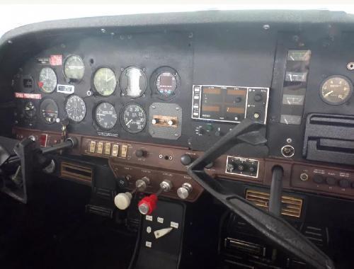 1971 Grumman AA1A Fletcher