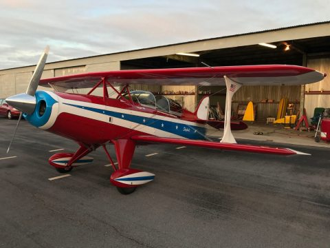 1975 Steen Skybolt Biplane for sale
