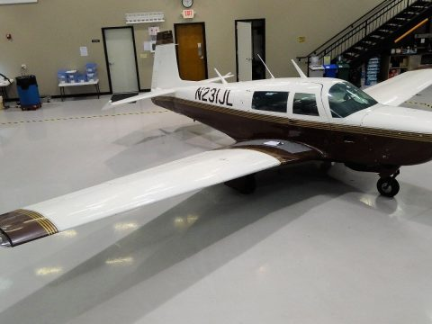 Very well equipped 1979 Mooney M20K Aircraft for sale