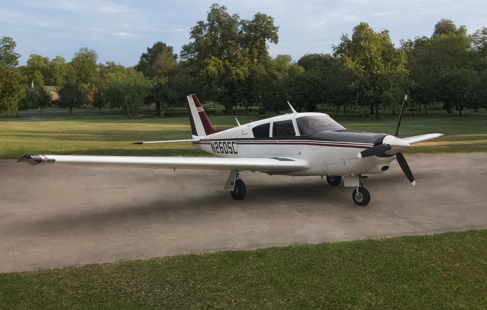 Fuel injected 1964 Piper PA-24-250 Comanche for sale