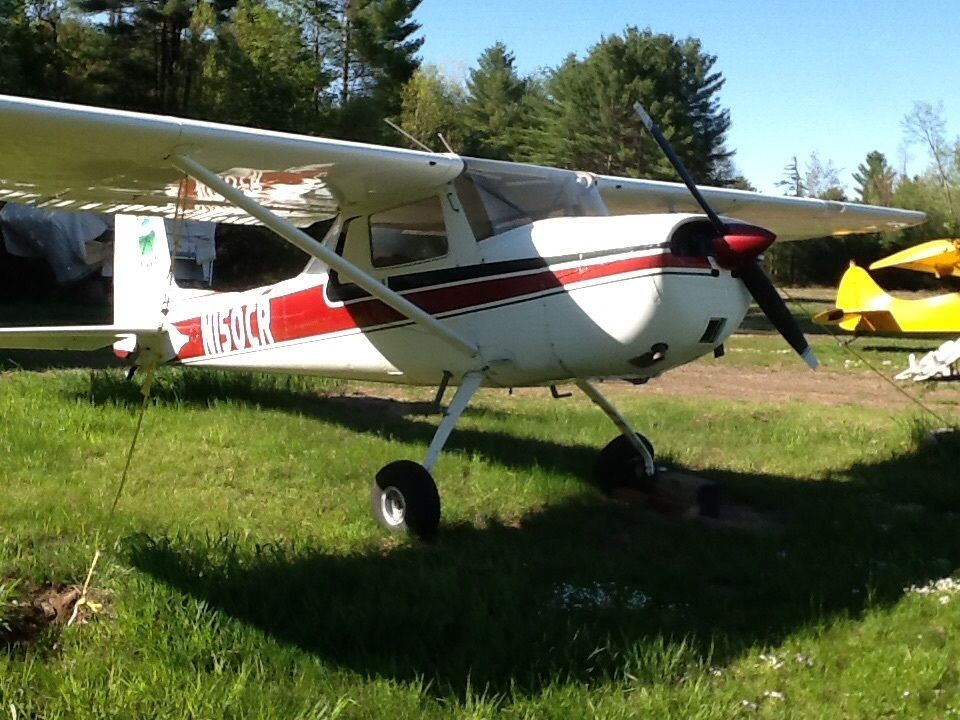 Good condition 1965 Cessna 150 E aircraft