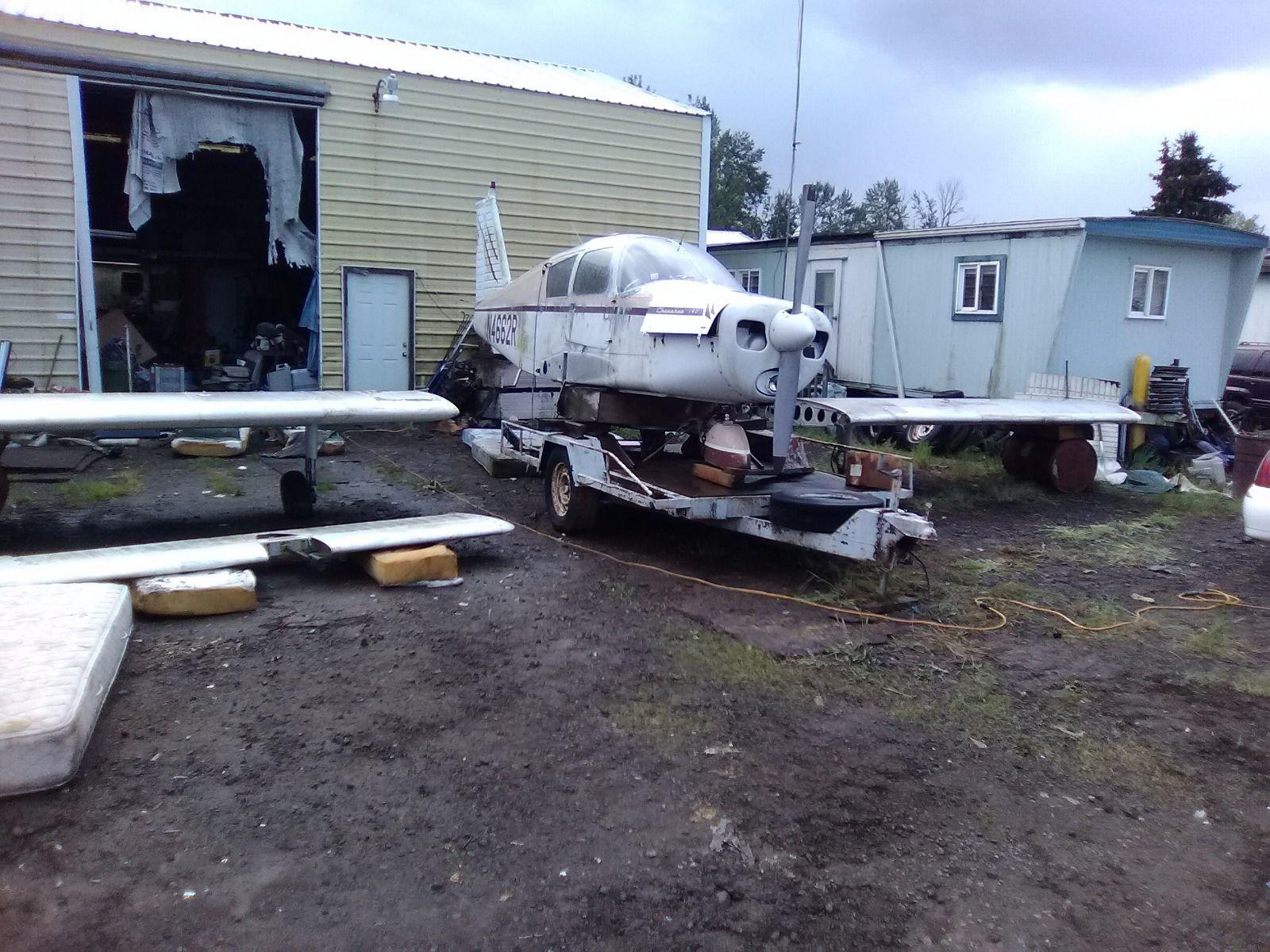 Needs restoration 1966 Piper Cherokee 140 for sale