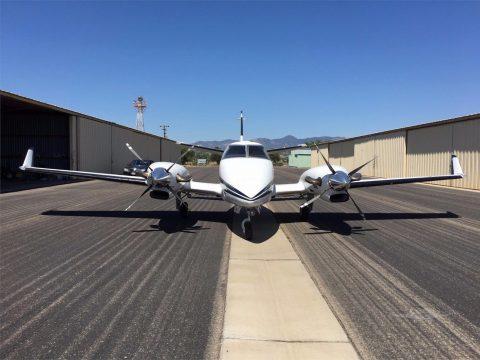 Optional equipment 1981 Beechcraft B60 Duke for sale