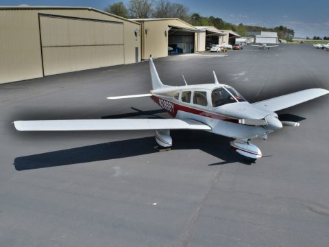 Single Engine 1979 Piper Archer II PA28-181 Cherokee Aircraft for sale