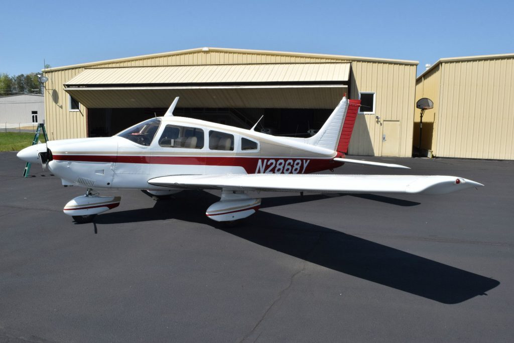 Single Engine 1979 Piper Archer II PA28-181 Cherokee Aircraft