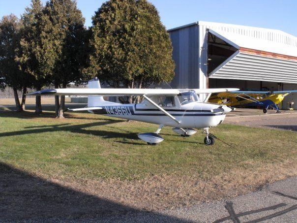 SUPER CLEAN 1964 Cessna 150 D-MODEL aircraft