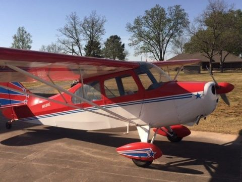 Vintage beauty 1946 Aeronca Champ airplane for sale