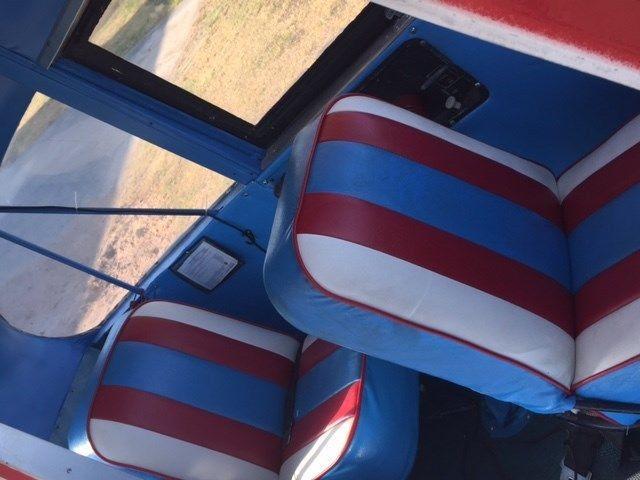 Vintage beauty 1946 Aeronca Champ airplane